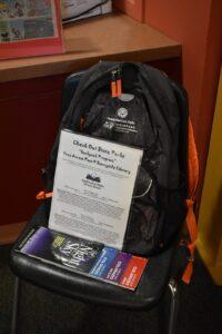 Colorado State Park, Backpack Program