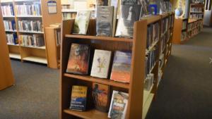 Sunnyside book shelves #6